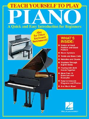Teach Yourself to Play Piano By Sheppard, Mike/ Sleigh, James